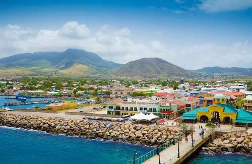 Beautiful St. Kitts and Nevis